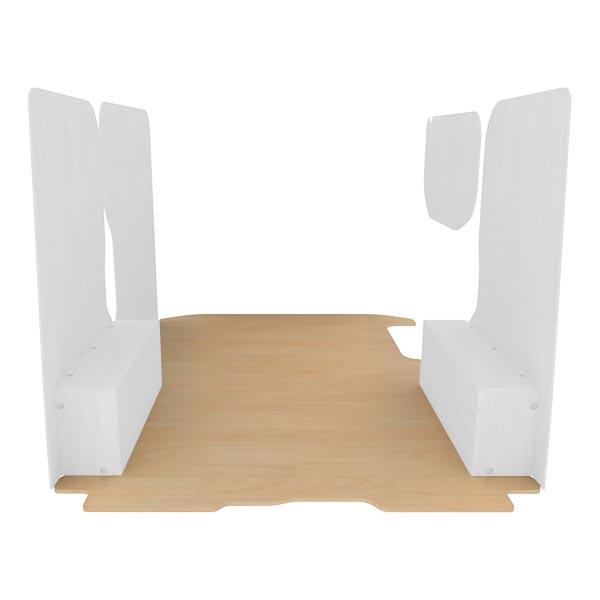 plancher bois pour vehicule utilitaire