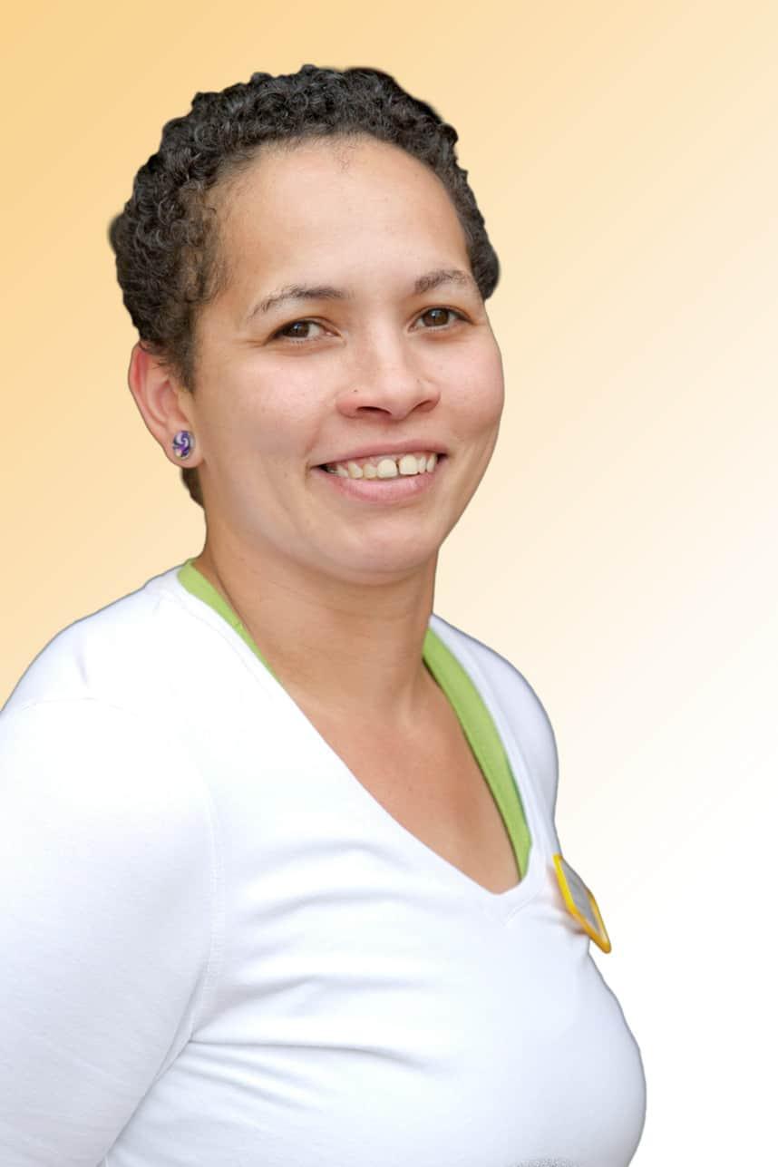 Daniela Braun, Wohnbereichsleitung Wohnbereich 1