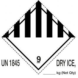 IATA Dry Ice