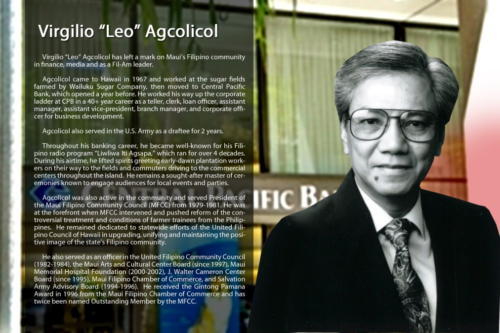 REVIEW Leo Agcolicol