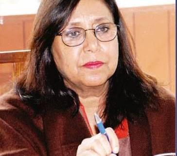 Dr. Najma Najam