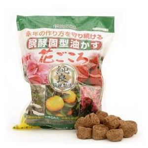 concime hanagokoro per bonsai