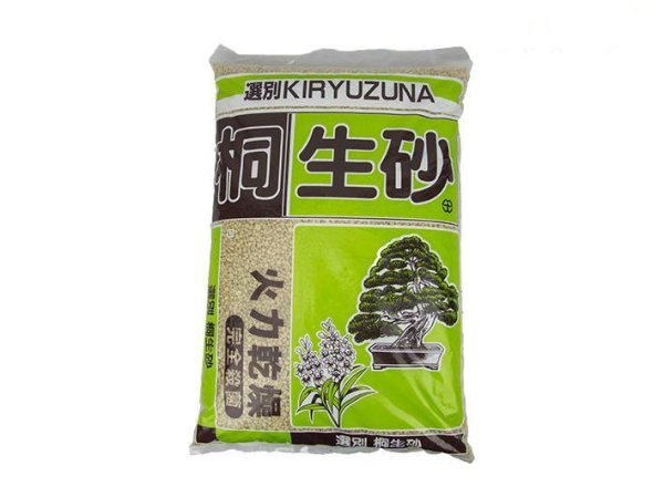 Kiryuzuna substrato per bonsai