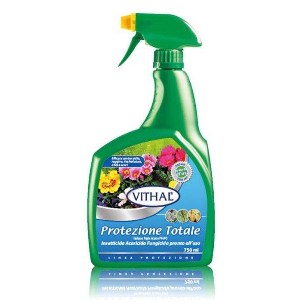 protezione totale insetticida acaricida fungicida