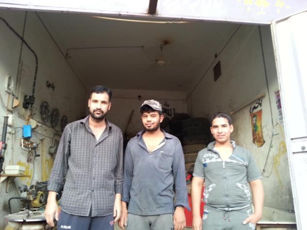 Saif's Group