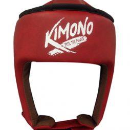 Kimono Kick Boks Kask - Federasyon Onaylı