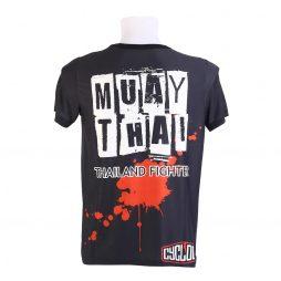 Muay Thai Tişört Slim Fit Likralı Kumaş