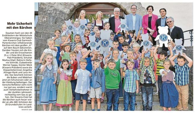 Garmisch-Partenkirchner Tagblatt, 19.09.2016