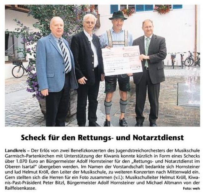 Kreisbote Garmisch-Partenkirchen 20.08.2016