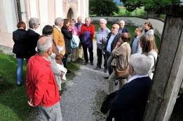 25.05.16; Kiwanis Garmisch-Partenkirchen; Besichtigung Ramsachkircherl, Murnau;