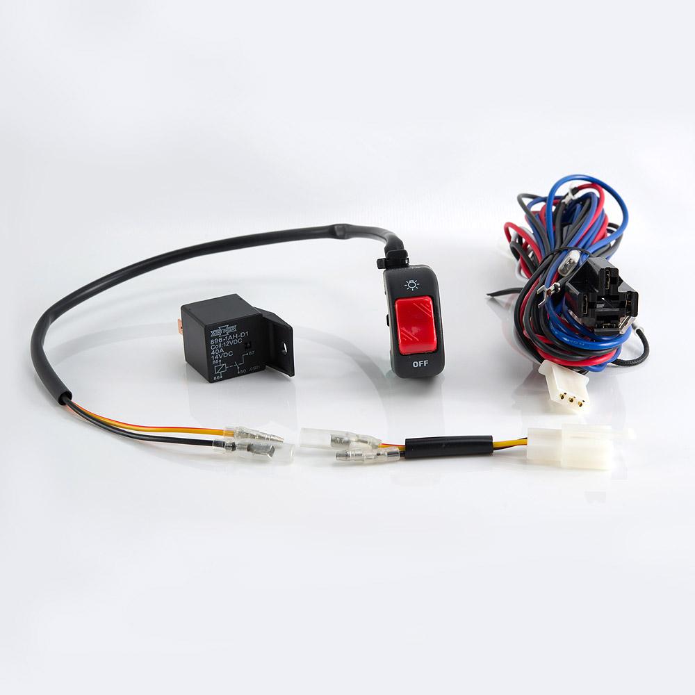 medium resolution of lights indicators wk 003 wiring kit with black fog light switch lights wk003 wiring kit with chrome aluminum fog light switch black