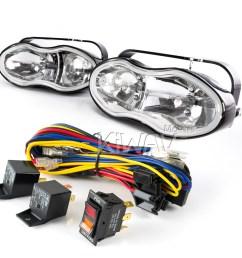 sirius ns 119 dual fog driving lights wiring harness set wk010 [ 1000 x 1000 Pixel ]