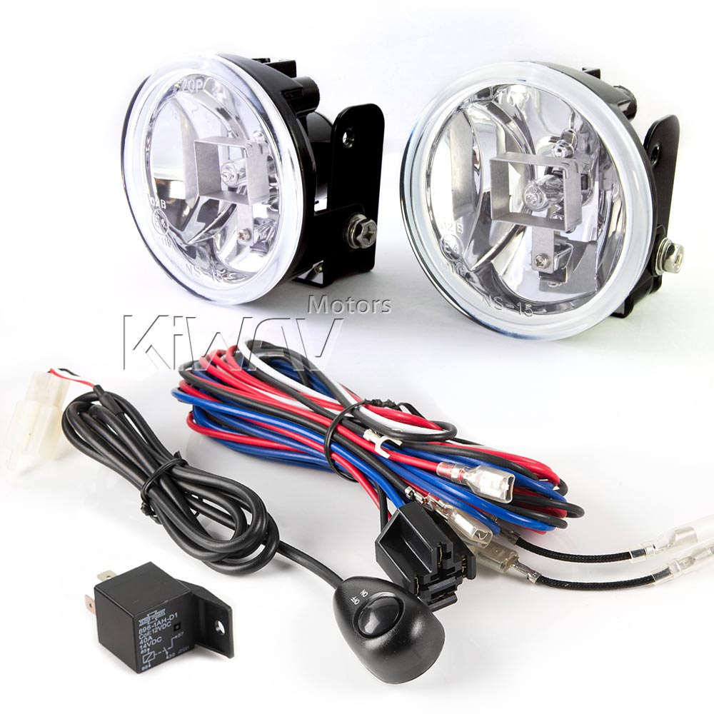 hight resolution of sirius ns 15f fog lamp with wiring kit