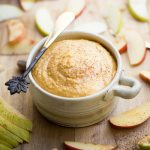 Maple-Pumpkin Fruit Dip