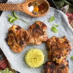 Grilled Indian Chicken