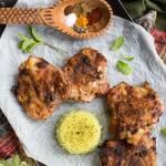 Grilled Indian Chicken