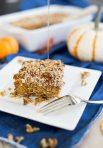 Pumpkin Oatmeal Bake