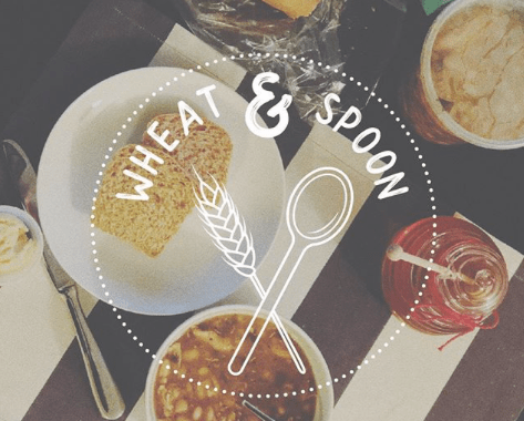 """Our latest Fellow Foodies """"Wheat and Spoon"""" make homemade soups and bread each week for 80 lucky customers! This is their mother-and-daughter story about their journey towards creating soulful food together."""