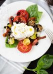 Triple Tomato and Burrata Salad