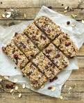 Trail Mix Granola Bars