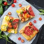 Triple Tomato Focaccia Bread
