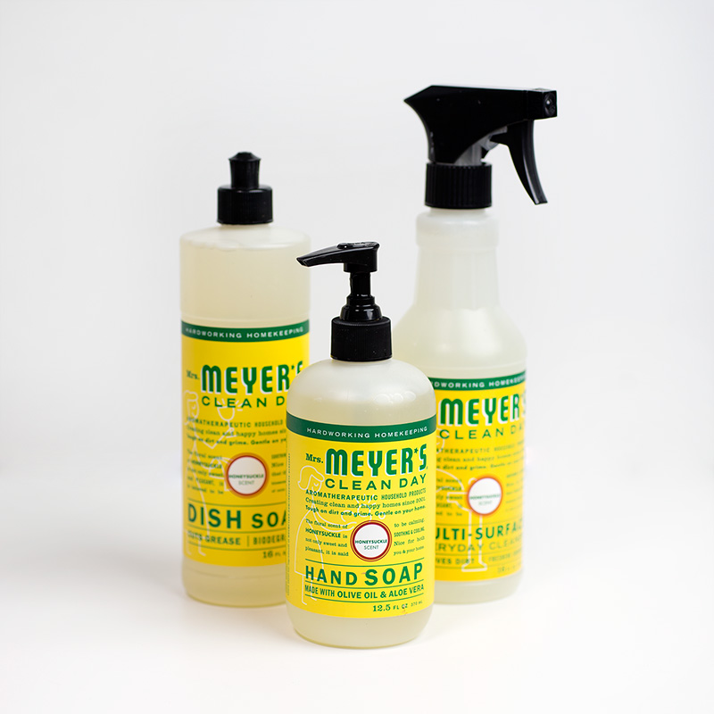 Mrs. Meyer's Cleaning Supplies