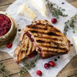 Turkey Cranberry Paninis