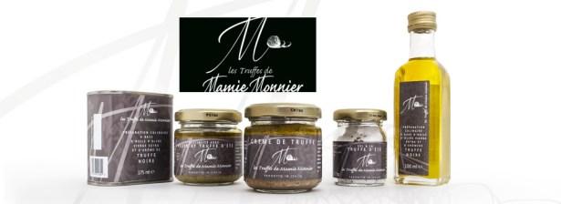 Les truffes de mamie monnier
