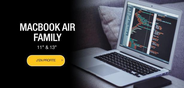 Macbook air family