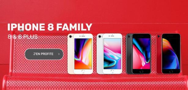 Iphone 8 family