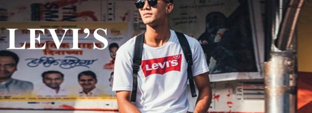 Levis homme