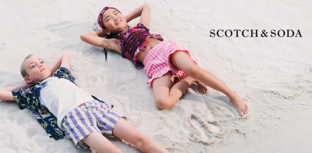 Scotch and soda enfant