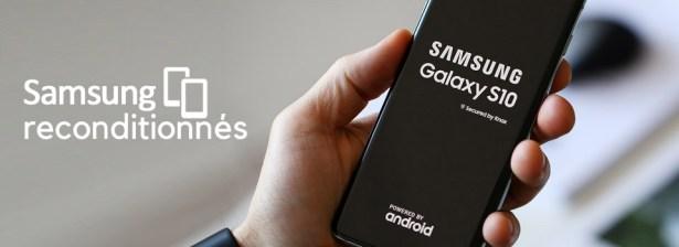 Samsung recondtionne