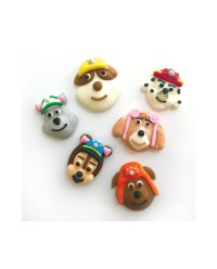 Sugar Icing decorations Paw Patrol (12)