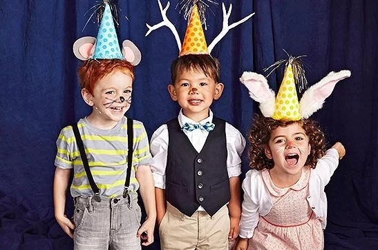 Birthday party games for 5 to 7 year olds - Animal antics