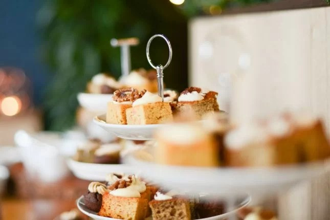 Birthday party ideas for 13 year olds - High tea