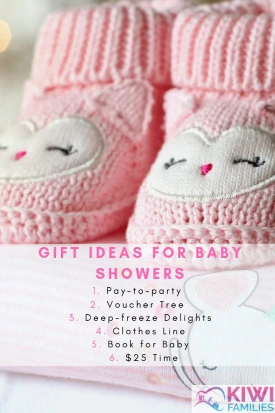 How To Plan A Baby Shower Kiwi Families