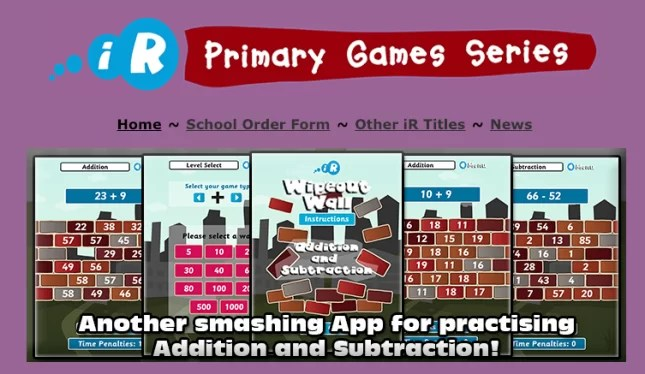 best free maths games for kids-iR Primary Games