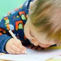 рисунок помогает развитию детей