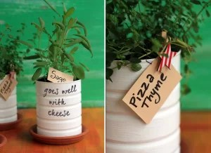 Herb-planters