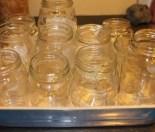 Grapefruit Marmalade jars