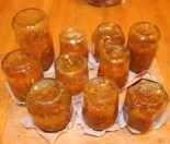 Grapefruit Marmalade upside down