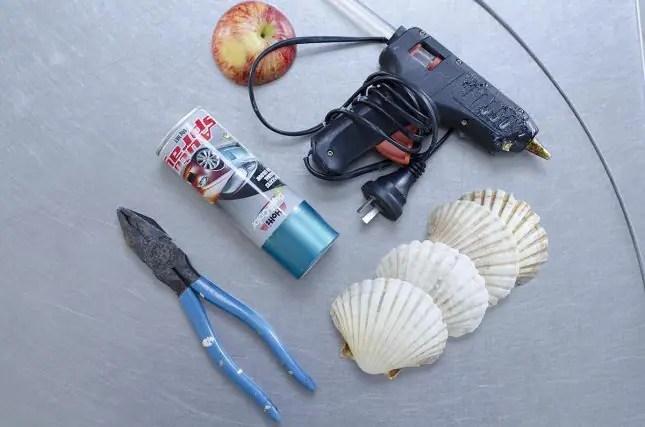 shell-flowers-materialse