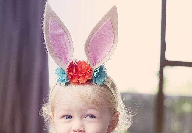 how to make bunny ears