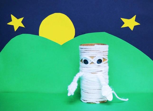 toilet_roll_craft_halloween_mummy