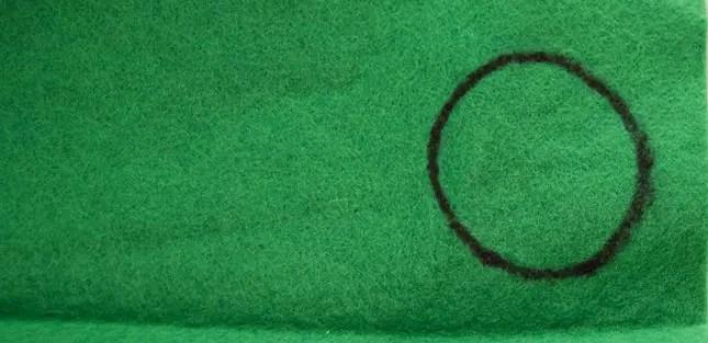 circle cut