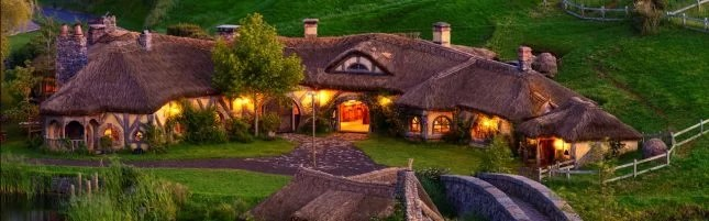 Hobbiton-The Green Dragon Inn