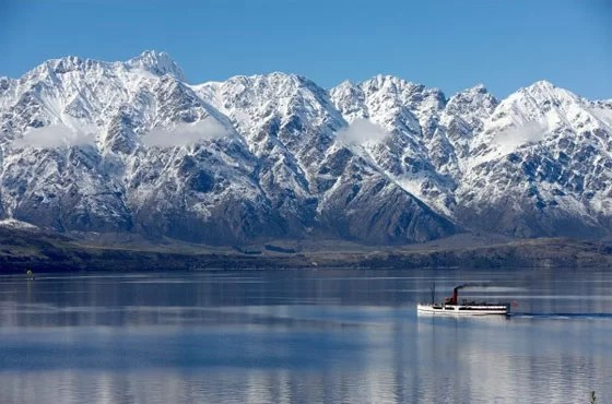 Queenstown with Kids-Walter Peak High Country Farm and TSS Earnslaw