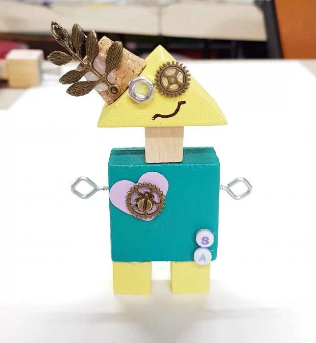 blockbots robot craft