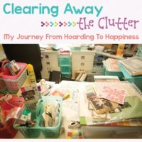 Clearing Away the Clutter